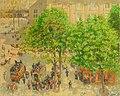 Camille Pissarro - Place du Théâtre-Français, printemps.jpg