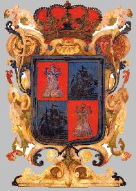Official seal of San Francisco de Campeche