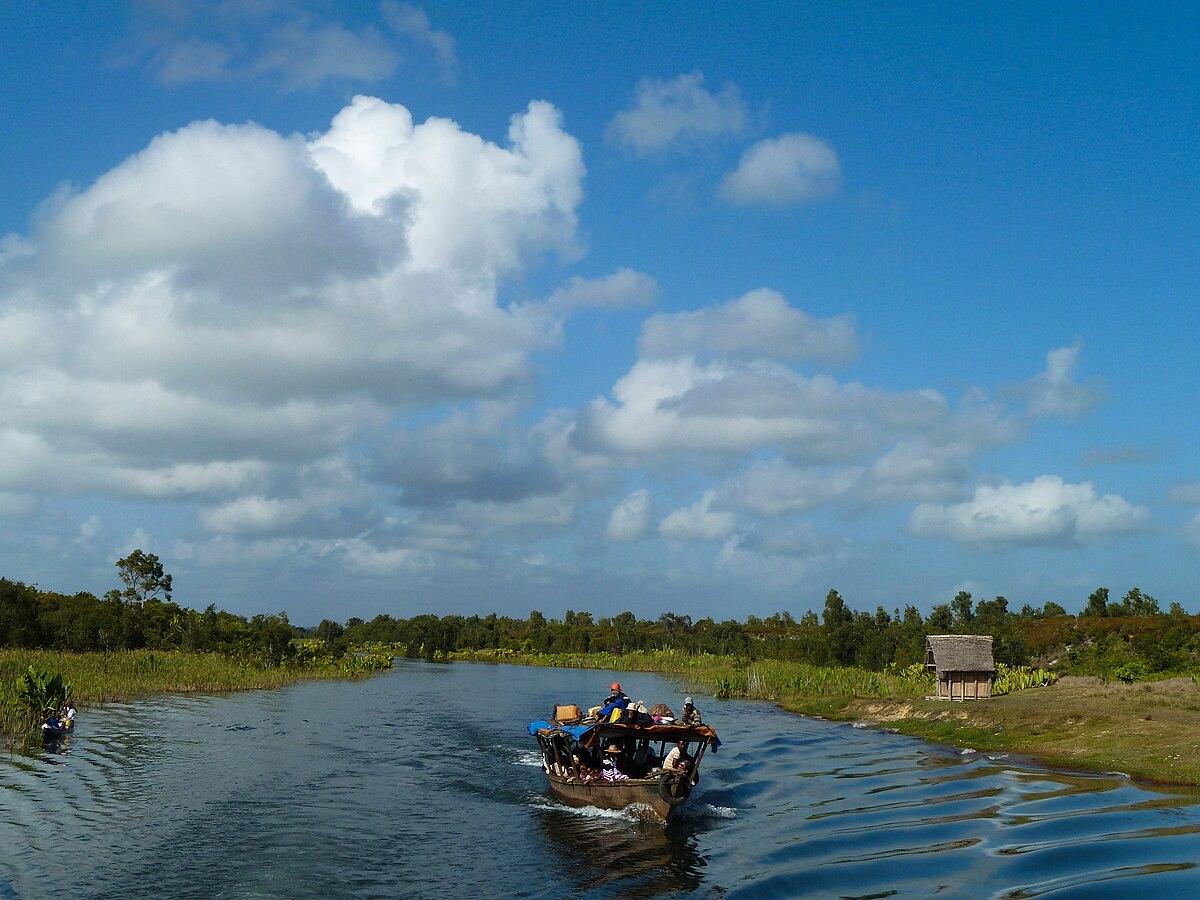 Canal Des Pangalanes Wikipedia