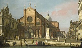 Venice: The Campo SS. Giovanni e Paolo