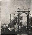 Canaletto - Capriccio con architetture rinascimentali, ponte e obelisco, Spalding Ltd.jpg