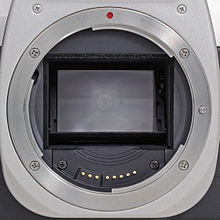Canon EF lens mount - Wikipedia