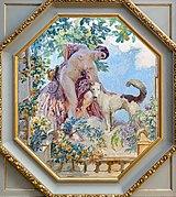 Capitole Toulouse - Plafond de la Salle Gervais - (1) La fidélité Par Paul Gervais.jpg