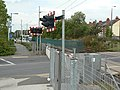 Carey Road level crossing - geograph.org.uk - 1465781.jpg