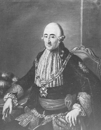 Carl Friedrich Wilhelm, 1st Prince of Leiningen - Image: Carl Friedrich Wilhelm Fürst zu Leiningen