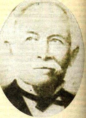Carmelo Fernández - Image: Carmelo Fernandez 1809 1887