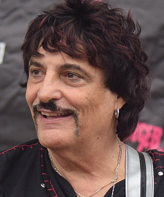 Carmine Appice - Carmine Appice at a Breast Cancer Can Stick It! fundraiser near Dallas,  Texas in October 2015
