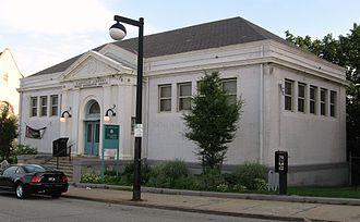 Mount Washington Branch of the Carnegie Library of Pittsburgh - Image: Carnegie Libraryof Pittsburgh,Mount Washington