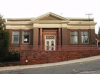 Keweenaw National Historical Park - Carnegie Museum
