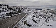 Carretera Pico El Aguila