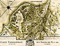 Carte topographique des marais de Peccais.jpg