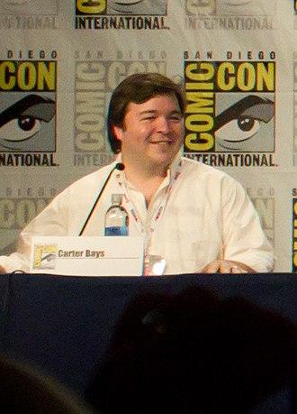 Carter Bays - Carter Bays at the 2013 Comic-Con