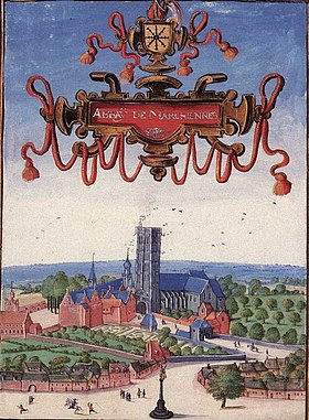 Image illustrative de l'article Abbaye Sainte-Rictrude et Saint-Pierre de Marchiennes