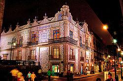 Condado del valle de orizaba wikipedia la enciclopedia for La casa de los azulejos mexico