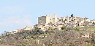 Caseneuve Commune in Provence-Alpes-Côte dAzur, France
