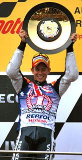 Australian motorcycle racer