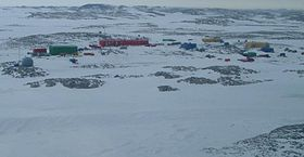 image illustrative de l'article Base antarctique Casey
