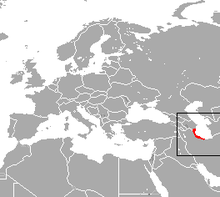 Caspian Shrew area.png