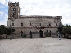 Castle of Monteparano