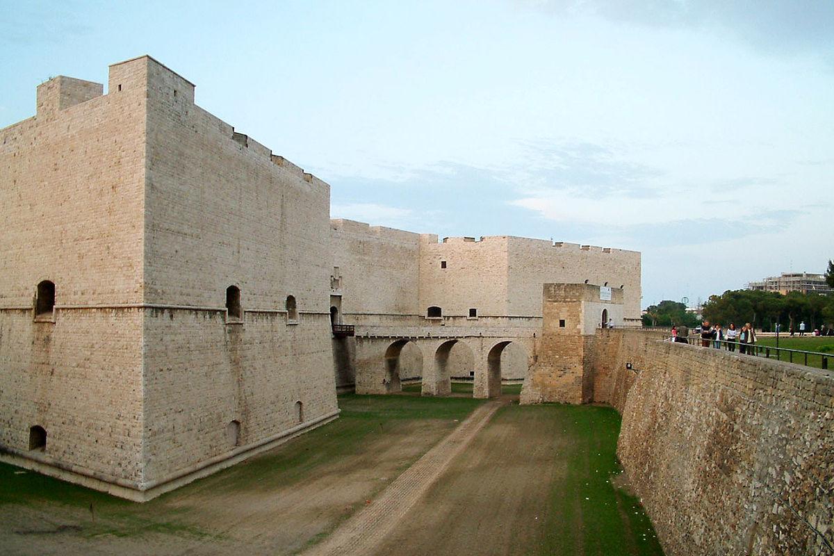 castello di barletta wikipedia