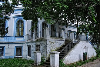 Sânnicolau Mare - Image: Castelu Nako 2