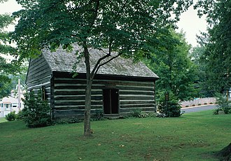 National Register of Historic Places listings in Columbia County, Pennsylvania - Image: Catawissa Friends Meetinghouse