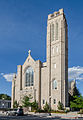 Cathedral of St. Mary, Cheyenne, WY, Southwest view 20110823 1.jpg