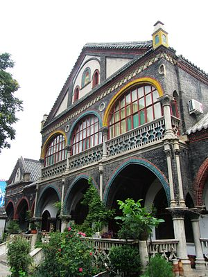 Roman Catholic Diocese of Yanzhou - Cathedral of the Holy Spirit