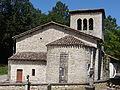 Cauzac - Église Sainte-Eulalie -2.JPG