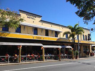 Suburb of Brisbane, Queensland, Australia
