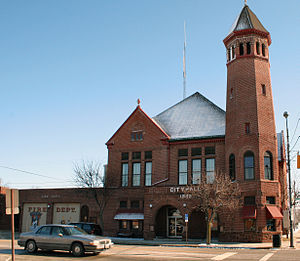 Celina, Ohio - City Hall