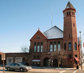 Celina, Ohio - City Hall
