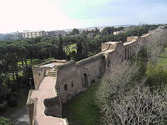 Aurelian walls wikipedia - Via di porta ardeatina ...