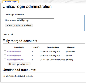 CentralAuth administration demo screenshot.png