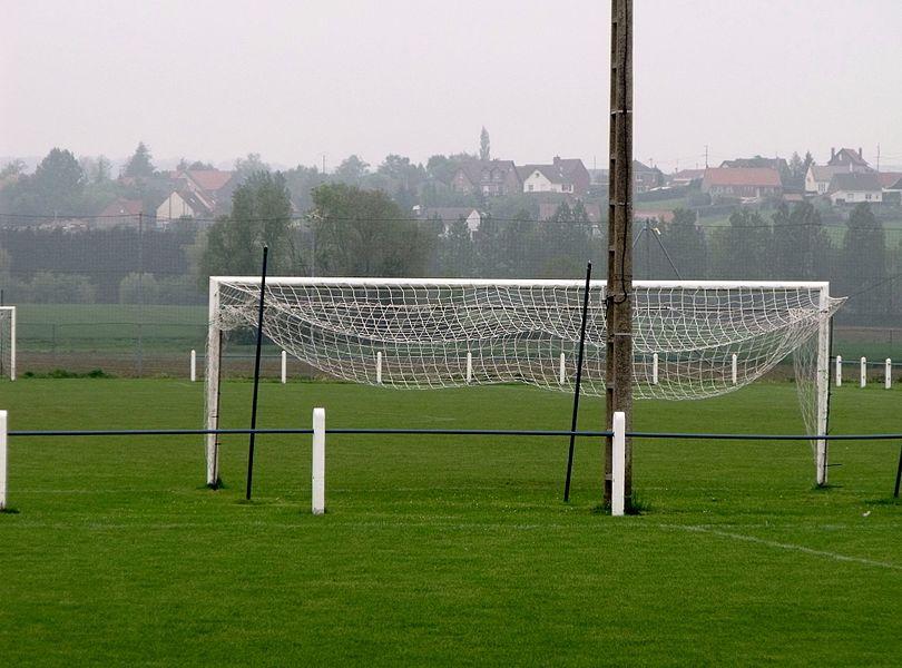 The team play in a local league.