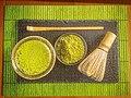 Ceremonia prażenia zielonej herbaty na puzzlach 1000 elementów firmy Clementoni - luty 2021.jpg