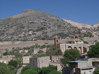 locality in San Luis Potosí, Mexico