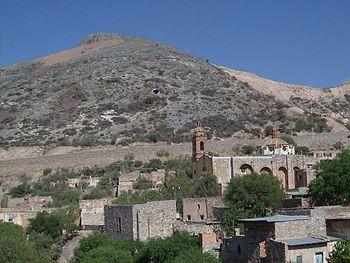 Cerro De San Pedro Wikipedia