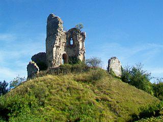 Château-sur-Epte Commune in Normandy, France