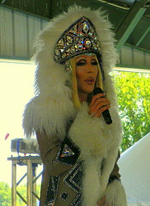 Chad michaels womans world sweepstakes
