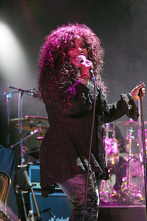 Chaka Khan - Khan performing in 2006