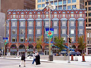 office building in Ottawa