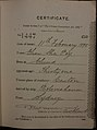 Chan Sha Poy Auckland Chinese poll tax certificate butts Certificate issued at Auckland.jpg