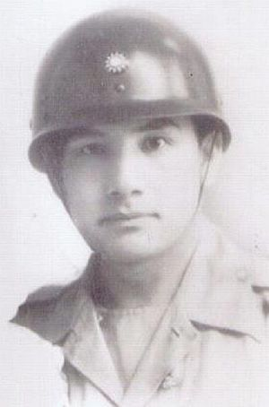 Zhang Lingfu - General Zhang in 1947