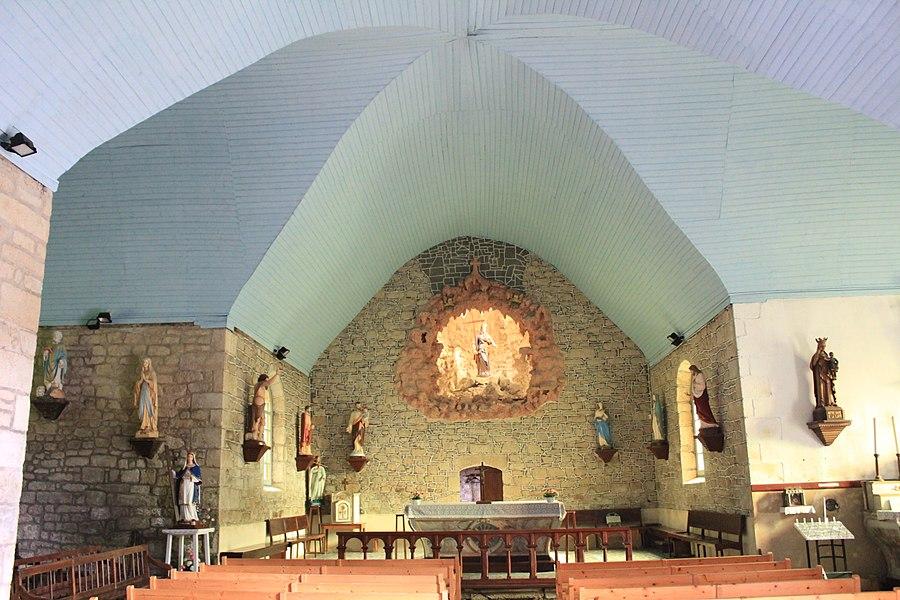 Chapelle Sainte-Hélène (Bubry)