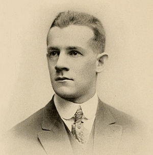 Charles A. Bernier - Bernier pictured in Kaleidoscope 1916, Hampden–Sydney yearbook