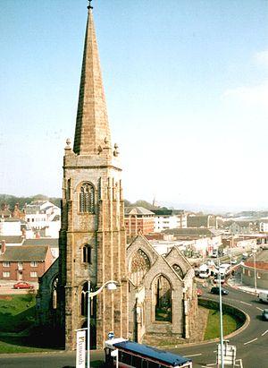 Robert Hawker - Charles Church, May 2002