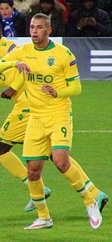 Slimani with Sporting CP in 2014 7c96badb1