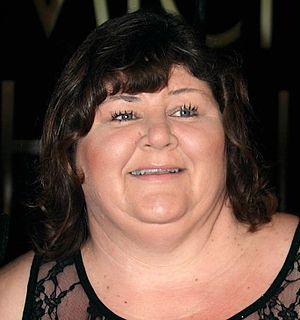 Cheryl Fergison - Fergison in 2011