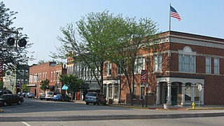 Seymour Commercial Historic District